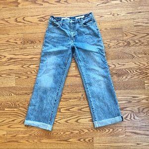 Pilcro Anthropologie Folio jeans